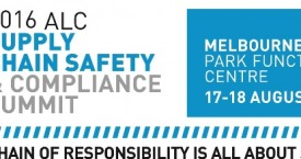 REGISTRATIONS NOW OPEN for the 2016 ALC Supply Chain Safety & Compliance Summit