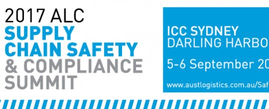 Save the date for the 2017 ALC Supply Chain Safety & Compliance Summit