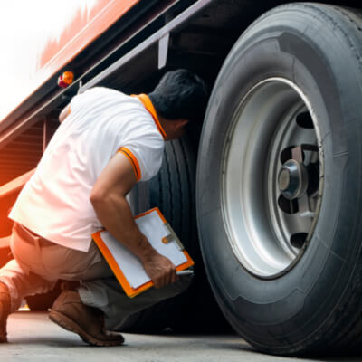 Ensuring Operators Have The Ability To Maintain A Heavy Vehicle