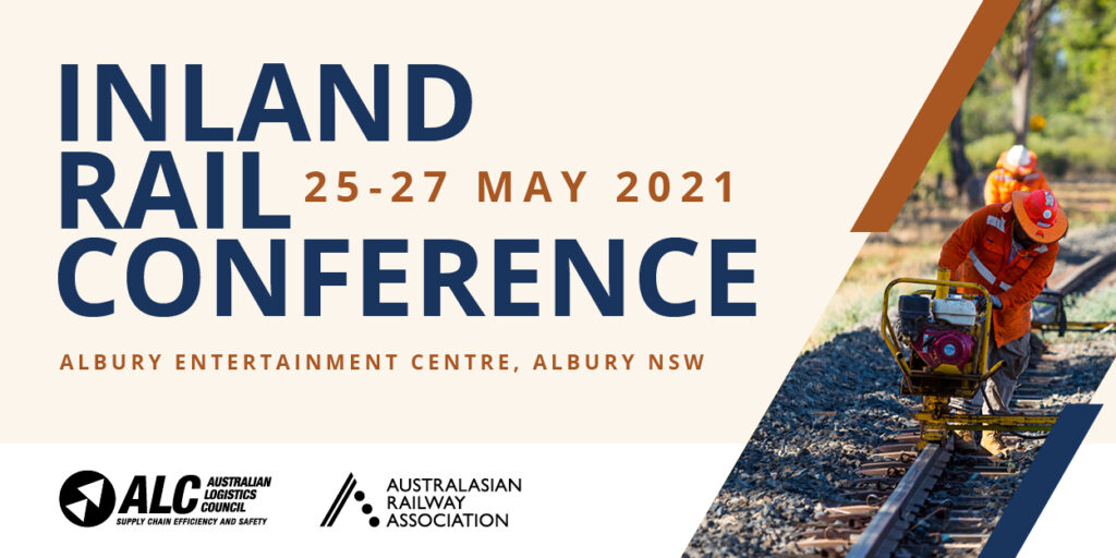 Inland Rail Conference_eDM Banner 1